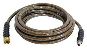 Cold Water Hose 3 8 In D 25 Ft Simpson 41113