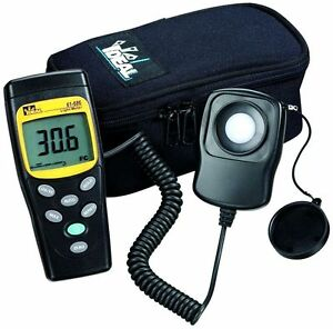 ideal 61 686 Digital Light Meter Nd 7308 2 Brand New With Free Shipping