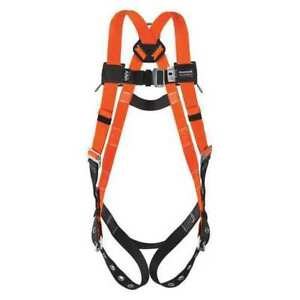 Full Body Harness 2xl 400 Lb Honeywell Miller T4500 xxlak