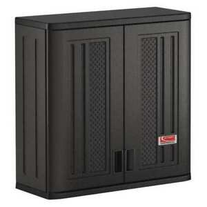 Suncast Commercial Bmccpd3000 Wall Storage Cabinet 1 Shelf 30 1 4 H G5757495