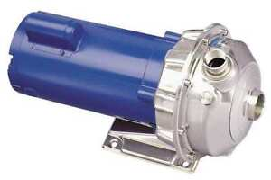 Goulds Water Technology 3st1g9c4 Centrifugal Pump 2 Hp max Head 70 Ft