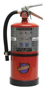 Buckeye 11651 Fire Extinguisher 20b c Dry Chemical 10 Lb