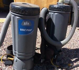 Windsor Vac Pac Commercial Backpack Vacuum Cleaner 2 Available