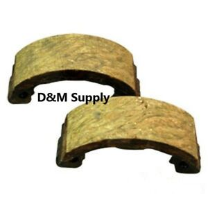 Kubota Brake Shoe Set B1550 B1750 B4200 B5100 B5200 B6100 B7100 Oem 66905 22390