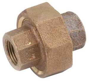 1 Fnpt Brass Union 82104 16