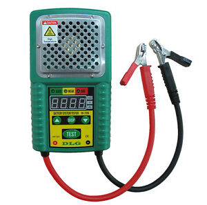 Di 226 Truck Car Battery Load Tester With Damage Free Internal Resistance Test