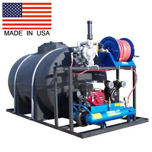 Asphalt Sealcoating System Accessories 525 Gallon Hand Agitated Commercial