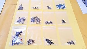 Clippard Minimatic Miniature Pneumatic Fittings 200 Pcs Assorted Lot New oth