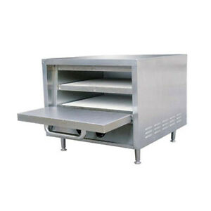 Adcraft Po 18 23 Stackable Deck type Pizza Oven