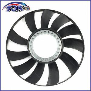 Brand New Radiator Cooling Fan Blade For Vw Passat Audi A4 1 8t 2 0t 058121301b