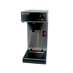 Adcraft Ub 286 3 8 Gallon Per Hour Single Thermal Server Coffee Brewer