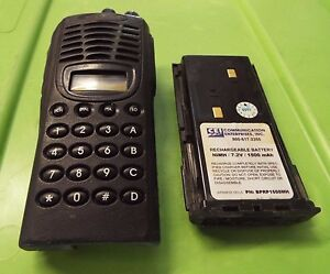 Relm Rpv599aplus Two way Vhf Radio 99 Channels ghi