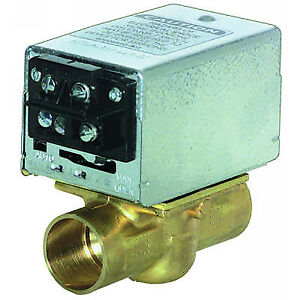 Honeywell 24v Zone Valve 1 Sweat 2 pos N c End Sw V8043f1051