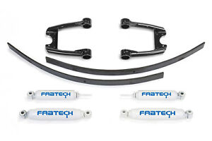 Fabtech K7017 In Stock 3 5 Performance System 84 95 Toyota Pickup 5 Lug 2wd