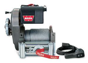Warn 38631 in Stock M8274 50 Self recovery Winch 12v Dc