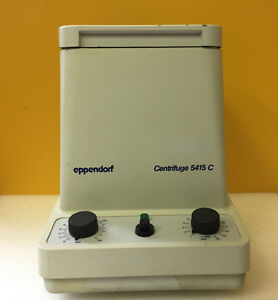 Eppendorf Brinkmann 5415c 1 000 To 14 000 Rpm Benchtop Centrifuge For Parts