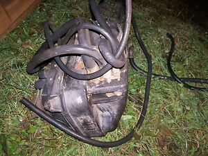 1958 Cadillac Heater Box Duct Cover Air Cond Box Hose S Blower Box As Is