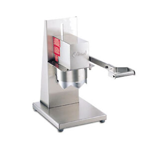Edlund 700 S s Manual Stainless Steel Crown Punch Type Can Opener