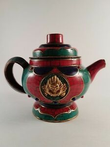Nepal Tibet Traditional Tea Pot