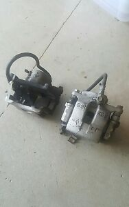Stock 2001 Nb Miata Front Brake Calipers