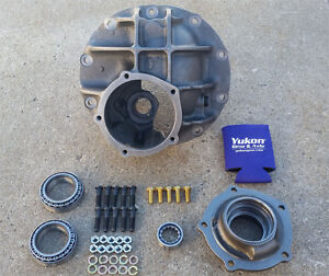 9 Ford Yukon Nodular Iron Center Section Case Third Member 3 06 Package