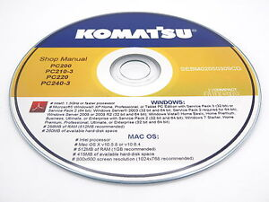 Komatsu Sk714 5 Sk815 5 turbo Crawler Skid steer Loader Shop Service Manual