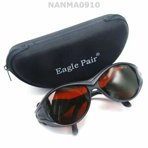 Od4 190nm 540nm 800nm 2000nm Laser Protective Goggles Safety Glasses Ce Ep 1
