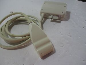 Philips Hp Agilent Linear Array L12 5 38mm Ultrasound Transducer Probe