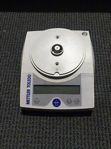 Mettler Toledo Pl602 s Scales Perfect Condition