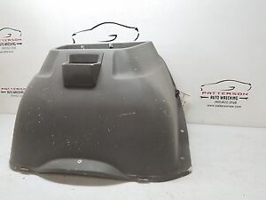 1996 Dodge Van 2500 Series Front Center Console Dog House Only Gray D5