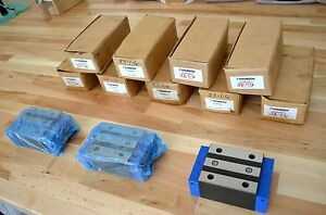 new Thomson 512p45c3 500 Series Roller Profile Rail Linear Bearing Thk Cnc