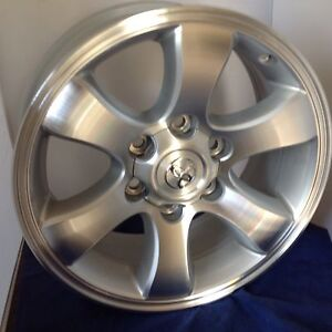 04 09 Toyota 4runner Sport Edition 17 Wheels Stock Oem Factory Rim Tacoma