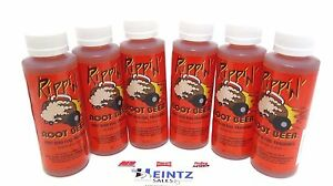 Power Plus Lubricants 6 Rippin Root Beer Fuel Fragrance For Car motorcycle atv