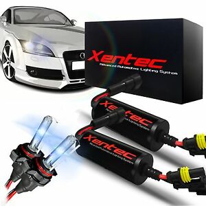 Xentec Xenon Light 35w Hid Kiit Headlight Foglight Slim All Bulb Size