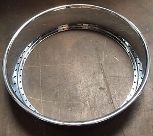 28 X 6 Outer Chrome Reverse Replacement Part Fits Asanti Hre Gfg Etc 50 Hole