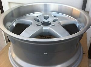 Hamann Hm2 18 X 8 5 Et 13 5 120 Silver Genuine Made In Germany Set 4 Wheels