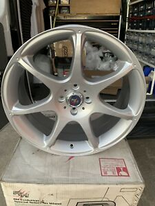 New Racing Hart S7 Evolution 18 X7 5 Et 42 4 100 White Set Of 4pcs Made In Japan