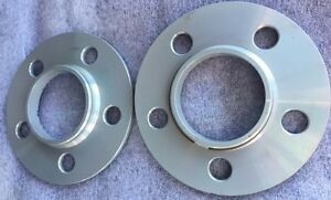 Brabus Monoblock V Or Iv Wheel Spacers 5 Mm 76 Mm To 66 56mm Hub Centric 2 Pcs