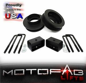 3 Front And 2 Rear Leveling Lift Kit For 1999 2006 Chevy 2wd Silverado Sierra