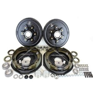Southwest Wheel 5 200 Lbs Trailer Axle Self Adjusting Electric Brake Kit