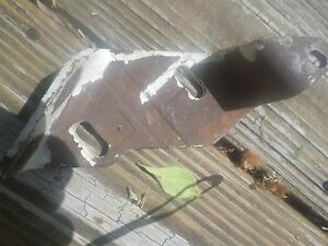 1958 1962 Corvette Convertible Top Frame To Body Bracket