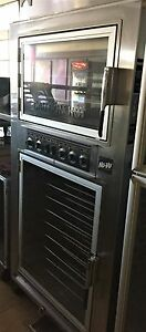 2 Nuvu Oven proofer model sub 123p Good Condition