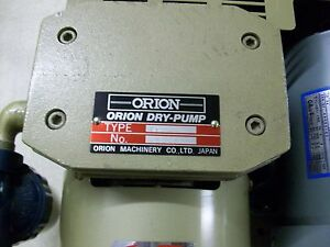 Orion Dry pump Kh 410