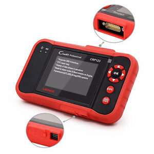 Launch Creader Crp123 Obd2 Scan Tool Engine At Abs Srs Obd2 Diagnostic Tool