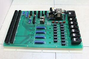 Fanuc Tsugami Board 3231 e06a 03a0 Tested Under Load Warranty