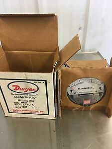Dwyer 2003c Gage Magnehelic Pressure Gauge Differential 10