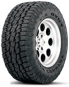 Toyo Open Country A T Ii 33x12 50r20 F 12pr Bsw 2 Tires