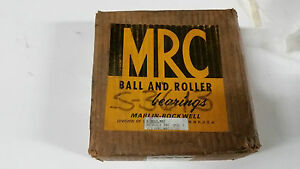Mrc 313 Sffc Ball And Roller Bearing