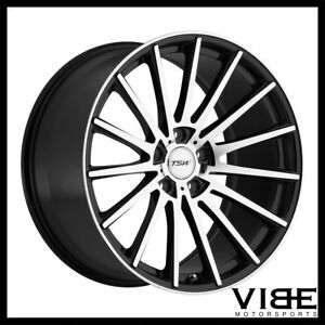 20 Tsw Chicane Machined Concave Wheels Rims Fits Hyundai Genesis Coupe