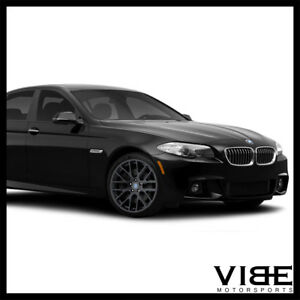 18 Beyern Spartan Black Forged Wheels Rims Fits Bmw E39 525i 528i 530i 540i